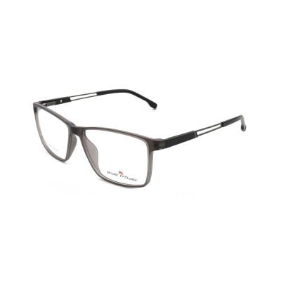 أعلى بيع ZOHO الموضة الأنيقة ييويرس البصرية TR خفيفة الوزن إطار مربع النظارات الرجال