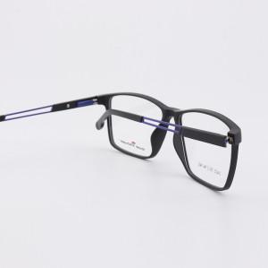 Top Venta ZOHO Nueva Moda Gafas ópticas con estilo TR gafas de montura cuadrada livianas hombres