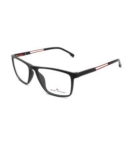 الأكثر شعبية أزياء معدنية عصرية جديدة النظارات معبد TR إطارات النظارات البصرية البلاستيكية للرجال
