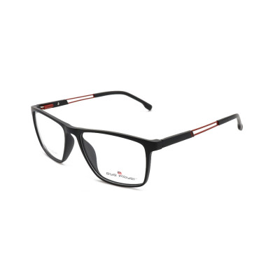 Most popular new fashion trendy metal Temple spectacles TR Plastic optical glasses frames for mens