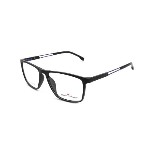Gafas de templo de metal de moda de nueva moda más populares TR Gafas de plástico ópticas para hombre
