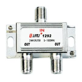 High Quality Type Indoor 2 Way CATV Splitter(5-1000MHz)