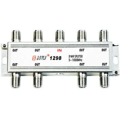 High Quality Type Indoor 8 Way CATV Splitter(5-1000MHz)