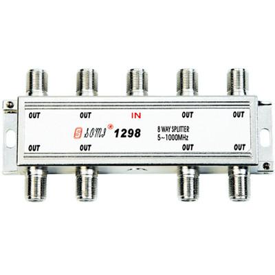 High Quality Type Indoor 8 Way CATV Splitter(5-1000MHz)