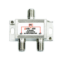 High-Quality Indoor 2-way Satellite Splitter(5-2400MHz)