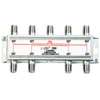 High-Quality Indoor 8-way Satellite Splitter(5-2400MHz)