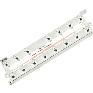 Vertical Type Indoor 14-way Satellite Splitter(5-2400MHz)