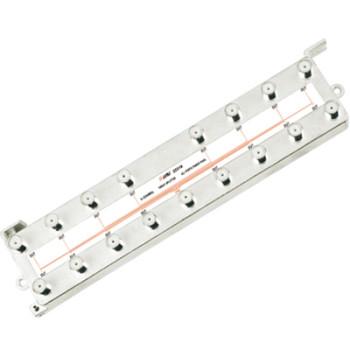 Vertical Type Indoor 16-way Satellite Splitter(5-2400MHz)