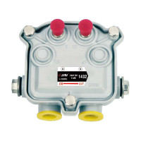 4 Way Outdoor CATV Tap 5-1000 MHz In port and out port Power