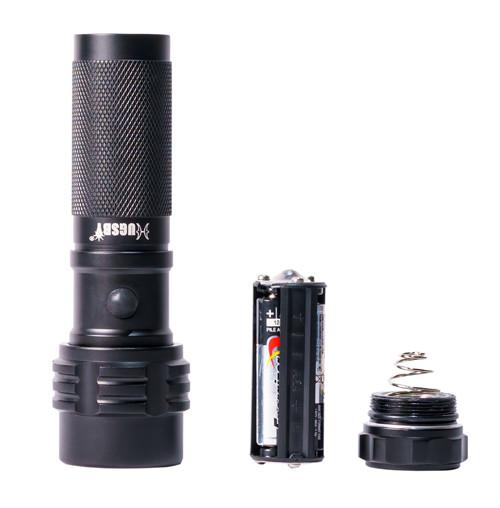 UV led aluminum led flashlight LE-U11