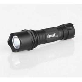 Green bright light aluminum led flashlight M22G