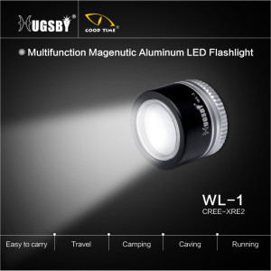 Hugsby Night Running magnetic flashlight WL1