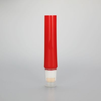70g Oval Cosmetic Sponge Roller Applicator Makeup Tube for BB Cream Lotion Foundation