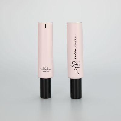 45g Cosmetic ABL Aluminum BB CC Cream Tube with cream pump and cover