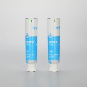 100g Aluminum ABL Toothpaste Tubes With Doctor Flip Cap