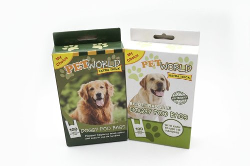 Wholesale Custom Printed 350gsm Paper Dogs Food Box