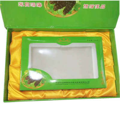 Custom chinese custom paper orinted food packaging