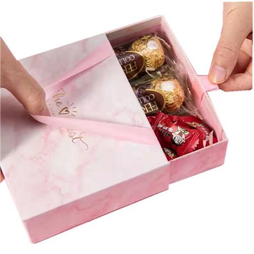 Custom Printed  Corrugated Cardboard gift Shipping Mailer Packaging Box