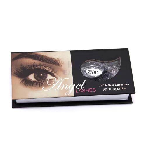 Custom Hot Products Square Cardboard Eyelash Box