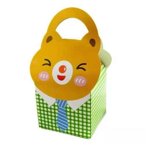 China Exporter Box Packaging Custom Cartoon Box For Packaging