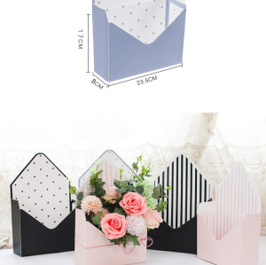 Double Custom Eco Friendly Gift Packaging Pack Heart Flower Box