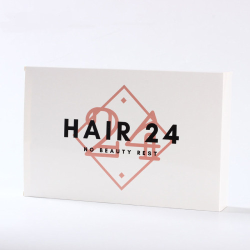 Boxes Bundle Custom Velvet Box Pribted Cardboard Logo Shape Gift Satin Pink Extension Hair Extensions Packaging
