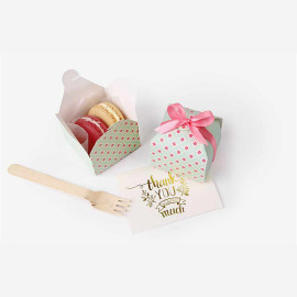Wholesale Custom Printing Color OEM Wedding Paper Candy Box
