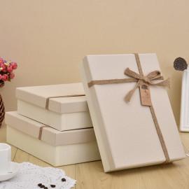 Wholesale Cheap Custom High Quality Black Cardboard Paper Clothes Ppackaging Box Wth Logo