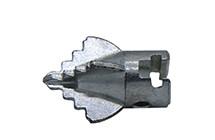 Cross-blade cutter