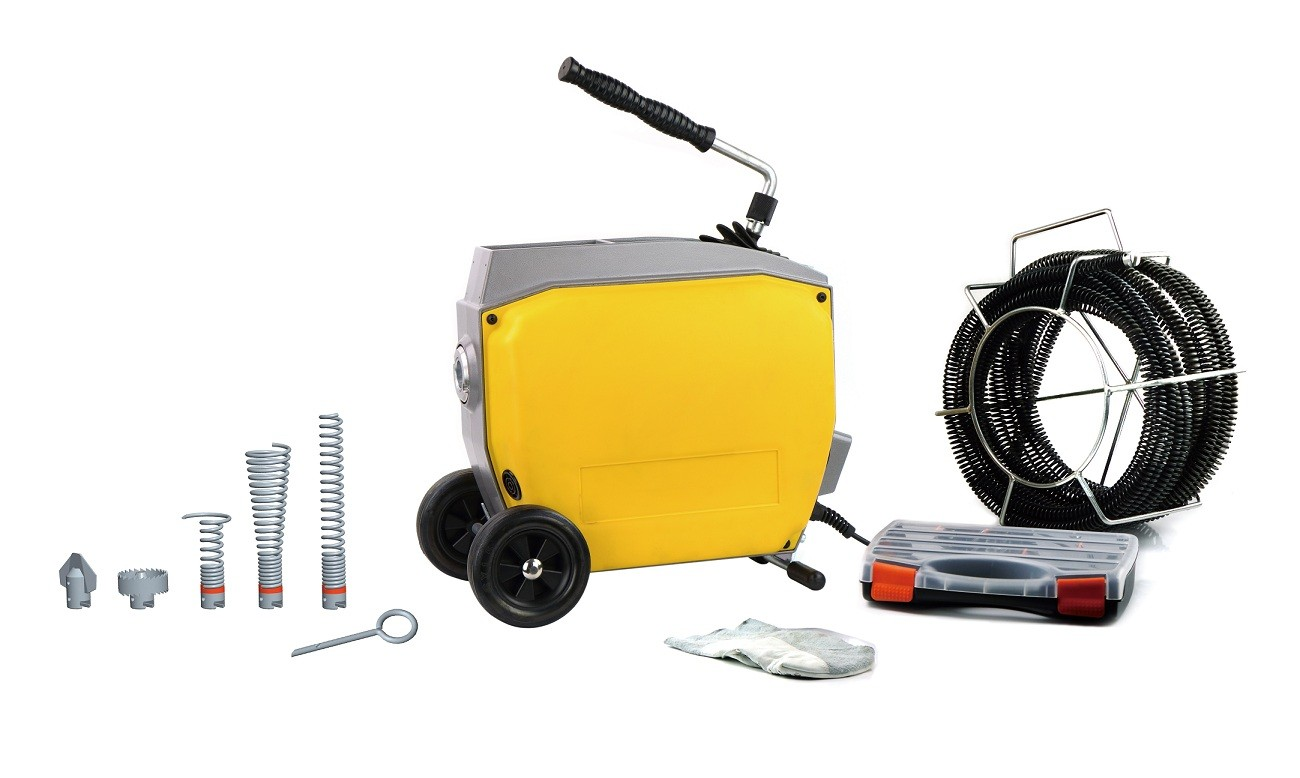 A200 drain cleaning machine