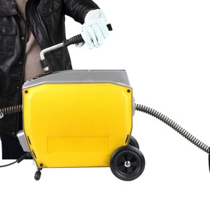 "A200 electric drain cleaner for 2""-8""(50mm-200mm) drain lines"