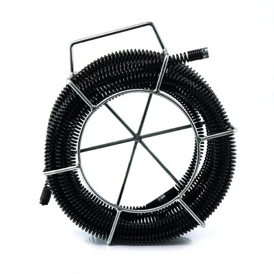 Mamba Drain Cleaner Snake Cable with 5/8in. * 60ft (16mm* 18.4m)