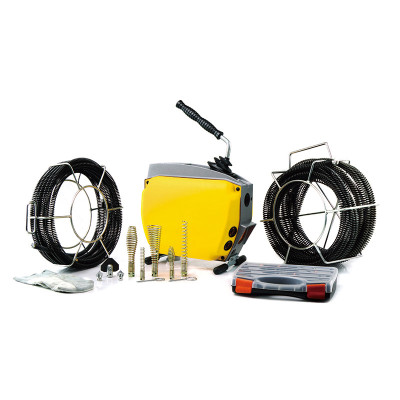 "A150 drain cleaner machine for 3/4""-6""(19mm-150mm) drain lines"