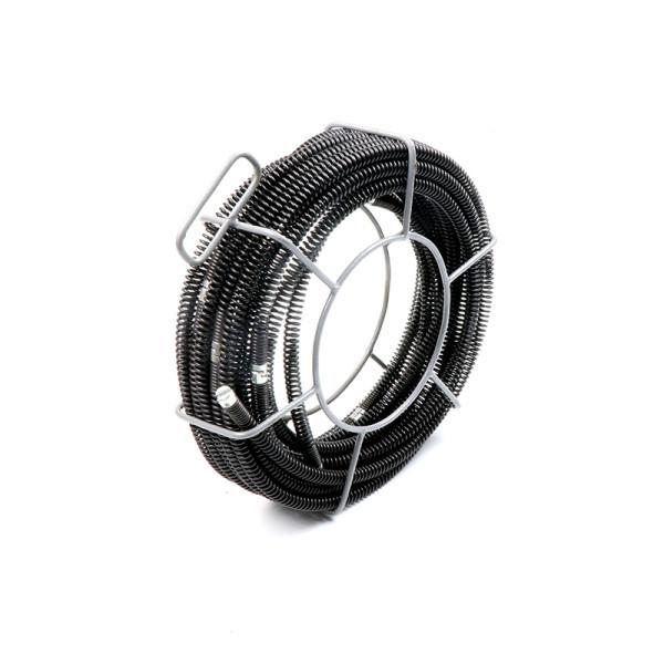5 / 8in'lik Drenaj Temizleme Kablosu. * Max 4 İnç Boru Temizliği için 60ft (16mm * 18.4m)