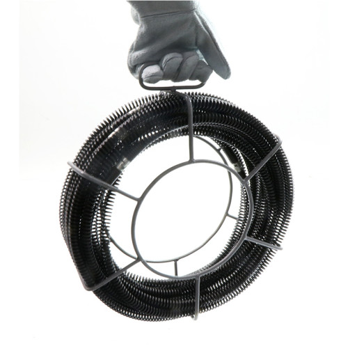 22 mm Abflusskabel für die Abflussreinigung mit einer Größe von 7 / 8in. * 22 mm * 22,5 m