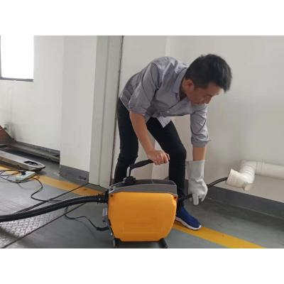 Where to use mambacleaning drain cleaning machines and tools?