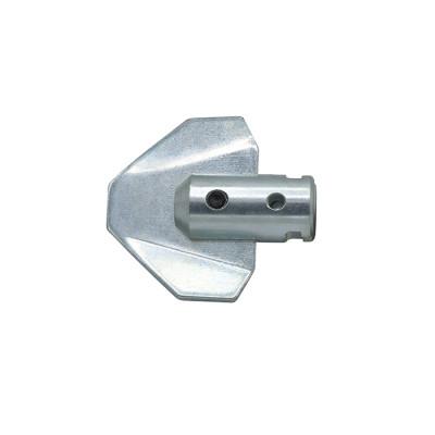 Spatenkopfschneider der Kanalablaufreinigung für Schlitz- und Schlammablagerungen