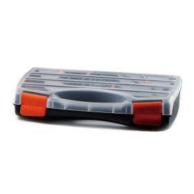 Zubehörlauf mit Abflussschneidern und Werkzeugen für die Abflussreinigungsmaschine A150 und A200