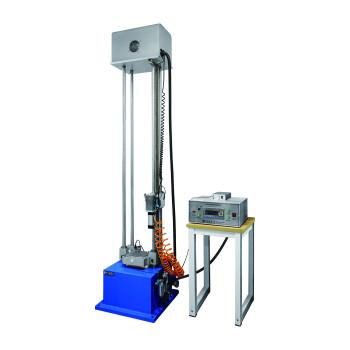 Машина для испытани упаковочного материала на буфер