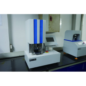 Микрокомпьютерная машина для испытания на кольцевое сжатие/ боковое сжатие