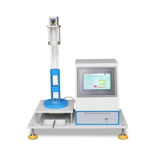 Испытательное оборудование для отскока пенопласта