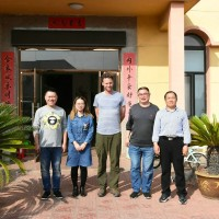 Australian clients visit