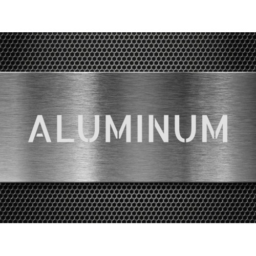 Aluminum is a lightweight, non-magnetic, silver-colored metal that can be formed into almost any shape.