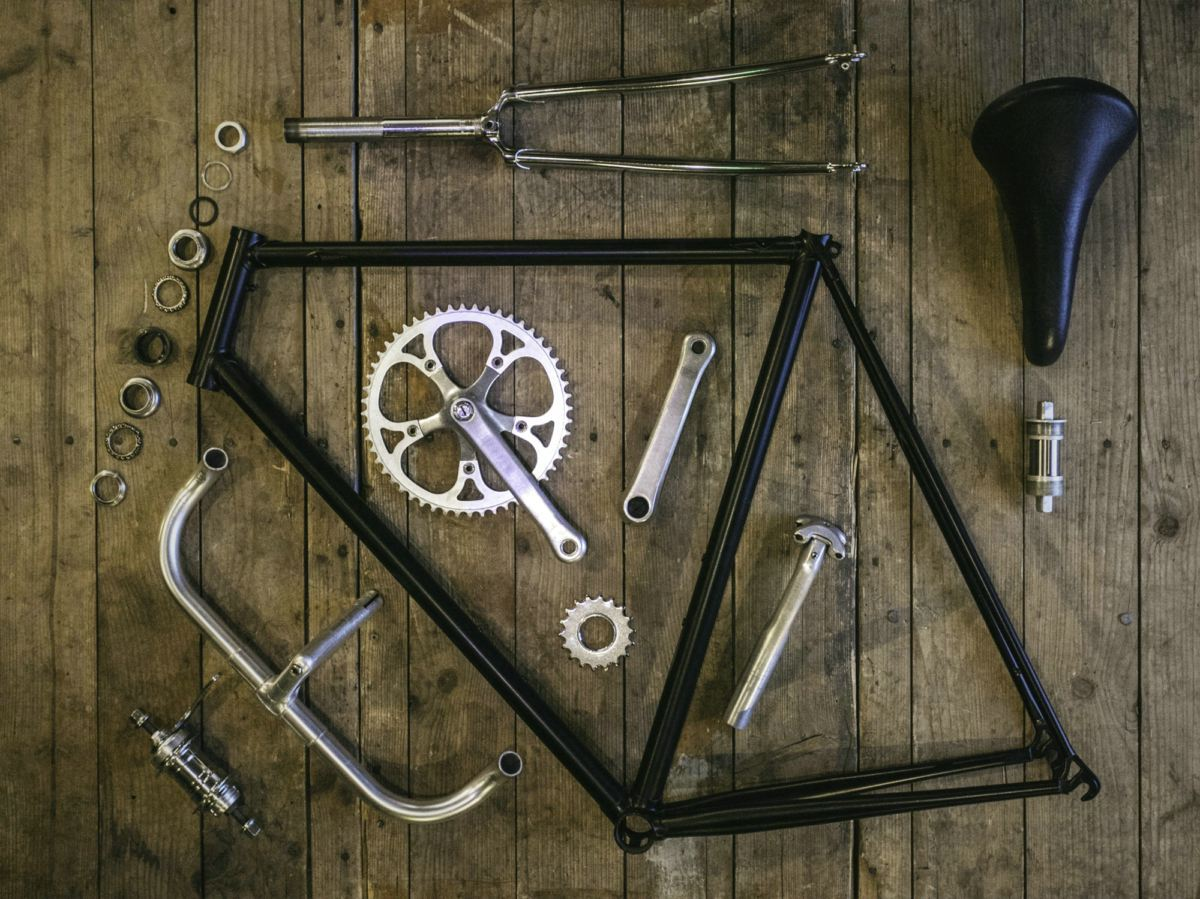 bicycle assembly Zehan