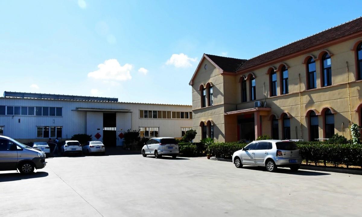 Zehan MFG factory