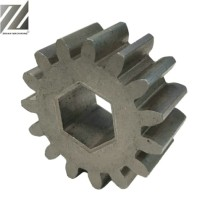 High Tolerance Casting Stainless Steel Spur Gear for Screw Air Compressor Parts