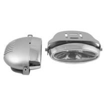Custom High Precision Aluminum Die casting for Spot Light Parts