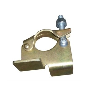 Stainless Steel Color Galvanized Girder Clamp Coupler
