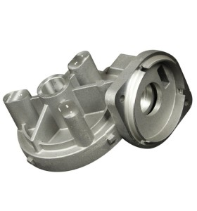 Investment High Performance Casting Pump Body Iron Parts Hydraulic Parts Swing Motor Pump Spare Parts