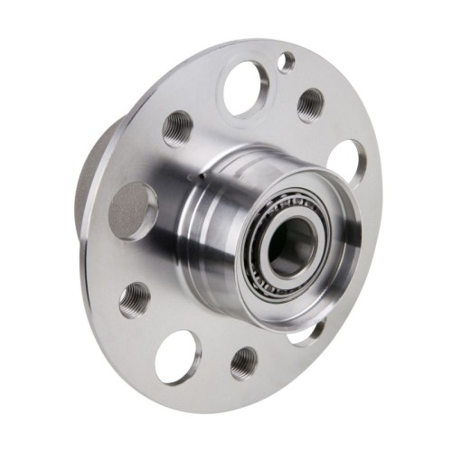 OEM Polishing Stainless Steel  Brake Front Wheel Hubs Beering Assembly for Electric Scooter Bike